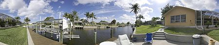 Immobilien 3/2 Sailboat access-5 minutes to the river! in Cape Coral