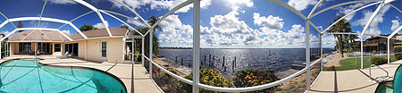 Immobilien BREATH TAKING RIVER FRONT in Cape Coral