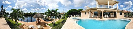 Villa Bellevue<br> incl. boat - wonderful Villa with 2 Master Suiten
