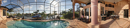 Villa Royale - 5/4 Waterfront Pool Home - Gorgeous Water View