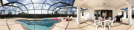 Villa Alexa Sun - 3/2 Pool home in Cape Coral - comfortable, cozy and affordable