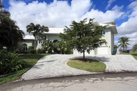 Slideshow of vacation rental property 5/7 Amazing Riverfront Estate Home With Deep Water Gulf Access in Ft. Myers