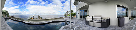 Immobilien 5/7 Amazing Riverfront Estate Home With Deep Water Gulf Access in Ft. Myers