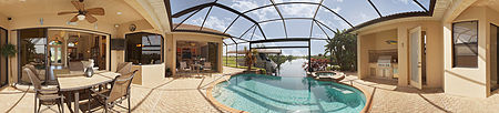 Immobilien Gulf Access Home  in Cape Coral