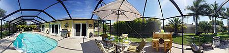 Paradise Garden Villa