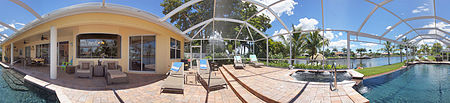 Built 2008! Caribbean Island - Grand Deluxe - Cape Coral - The Original
