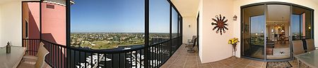 EXCLUSIVE top 15th floor Cape Harbour Waterfront Penthouse