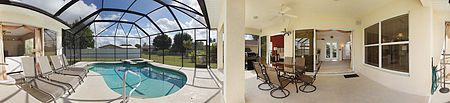 Wischis Florida Home - Tropical Pearl