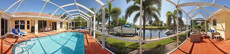 Wischis Florida Home - Blue Turtle