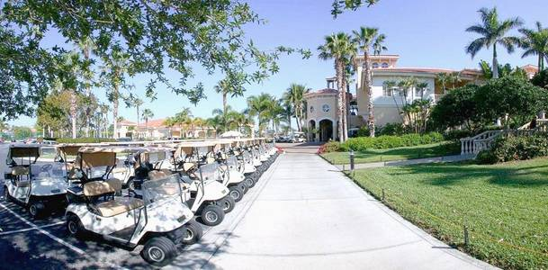 Slideshow of vacation rental property Gulf Habour Yacht & Country Club in Ft. Myers
