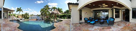 Immobilien LUXURY LIVING LOCATED ON INCREDIBLE GULF ACCES LOCATION in Cape Coral